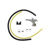 Benzinnyomás szabályzó, FPR, regulator - univerzális FPR05 Ezüst